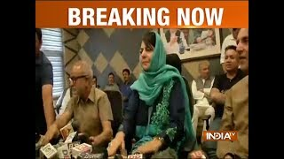 Muscular policy can not work in J&K, says Mehbooba Mufti after BJP ends alliance with PDP