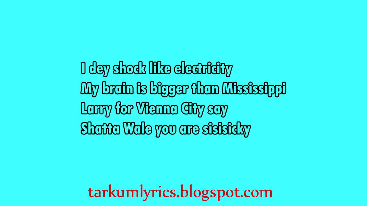 Download Shatta Wale   Kakai lyrics video