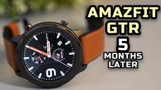 Amazfit GTR 47mm Review After 5 Months