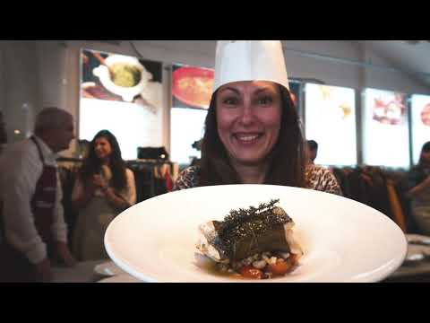 10th Sympossio Greek Gourmet Touring - Italy 2019