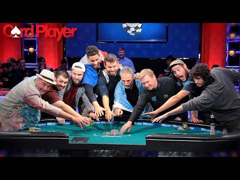 2017 WSOP Main Event Final Table Preview - YouTube