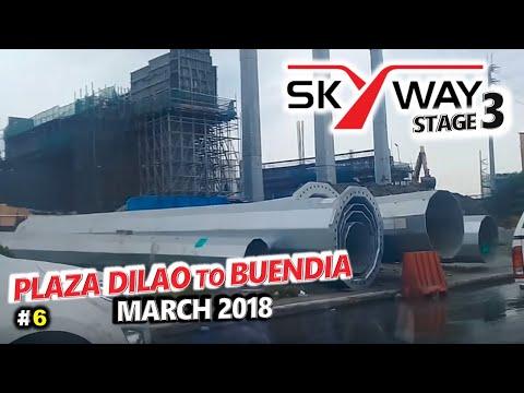 METRO MANILA SKYWAY STAGE 3 Project Update ◈ Pandacan, Manila to Buendia Ave, Makati◈ City Tour