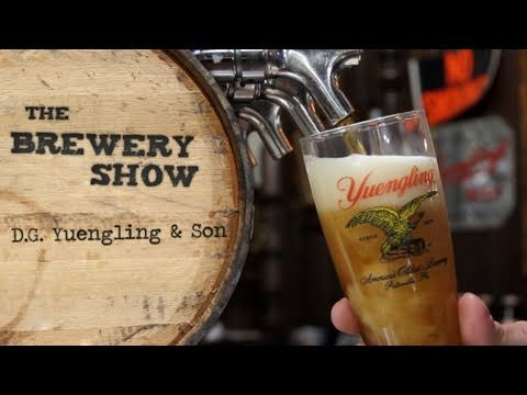 Yuengling Brewery - Brewery Show