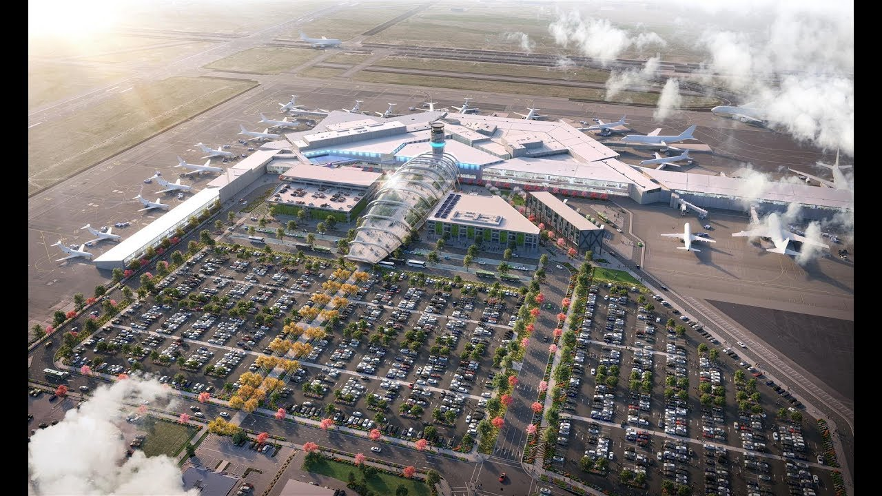 Christchurch Video: Christchurch Airport 2040 Revealed