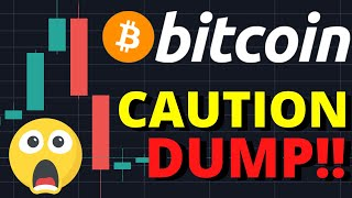 WARNING!! BITCOIN 9% DUMP!! THIS IS EXACTLY WHERE THE PRICE IS HEADING NEXT!! RETIRE ON 1 BTC?