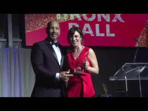 Bronx Ball 2018: Maggie Siff