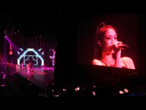 [020219] BLACKPINK IN MANILA (KISS AND MAKE UP | SO HOT | PLAYING WITH FIRE) Fancam
