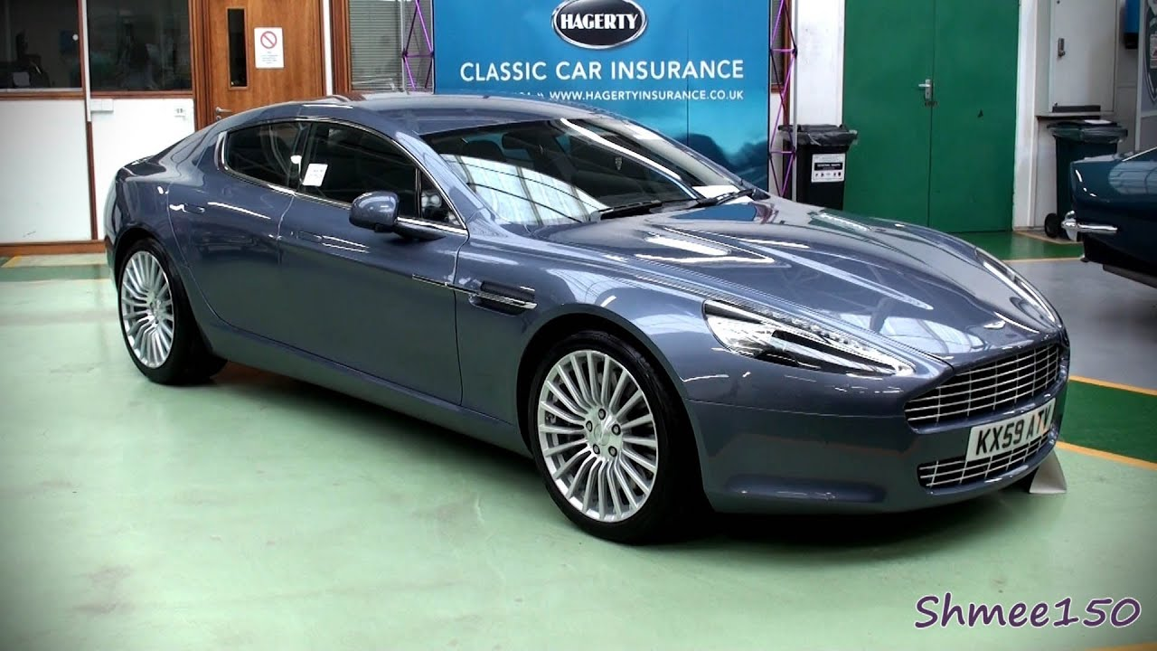 Dr Ulrich Bez S Aston Martin Ceo Rapide At Auction Youtube
