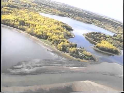 Aerial Survey, Part 2  Muleless  Island,  Merrigomish  Harbour to  Lighthouse  Beach at the mouth of