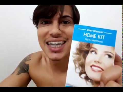 Moldeira Passo A Passo Clareador Dental Caseiro Youtube
