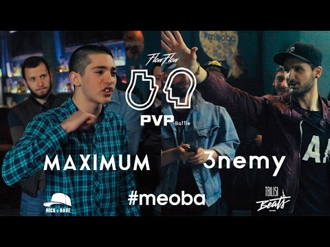PVP: MAXIMUM vs 3NEMY (1/4)
