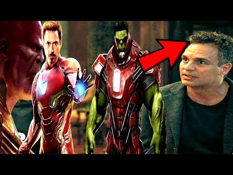 Infinity War Thanos Sends Hulk To Earth To Warn Iron Man REVEALED! Avengers 4 Fallen Solider REVEAL?