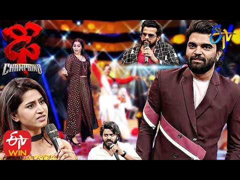 Download Dhee Champions | 29th July 2020 | Full Episode | ETV Telugu