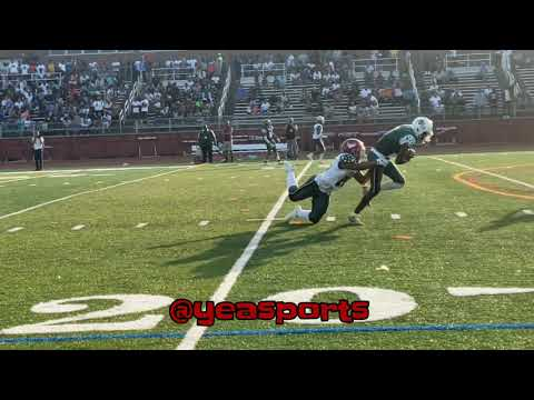 Philadelphia High School Football City All Star Game  Public League vs Catholic League 