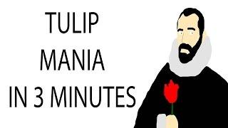 Tulip Mania | 3 Minute History
