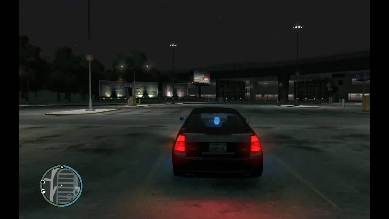 Gta  Car Mod Crash