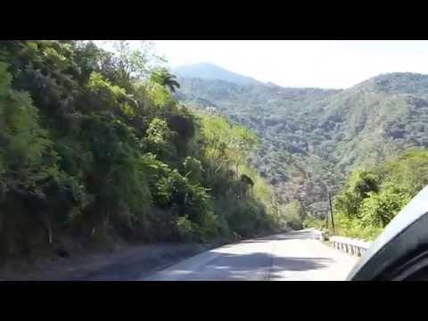 2015.02.17 Through Sierra Maesta Mountains Cuba to Villa Santa Domingo Hotel