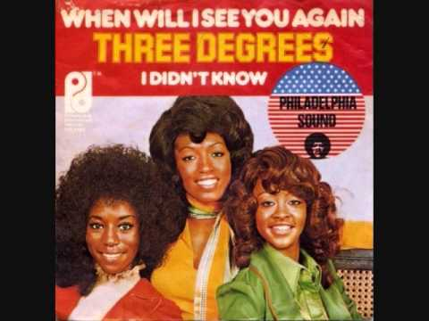 """The Three Degrees- """"When Will I See You Again?"""" (with Lyrics in Description)"""