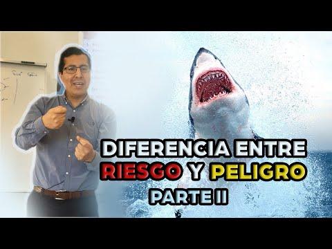 Diferencia entre riesgo y peligro -parte II
