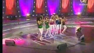 Grupė Hey - Blame it on the boogie (chorų karai)