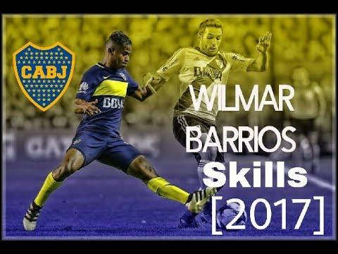 Wilmar Barrios    Skills    Mejores Quites    Boca Juniors 2017