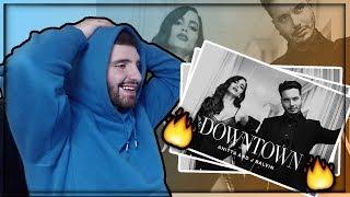 Anitta & J Balvin - Downtown    (REACTION)