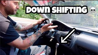 How To Drive Like A PRO!(Down Shifting & Maintenance) PART 4