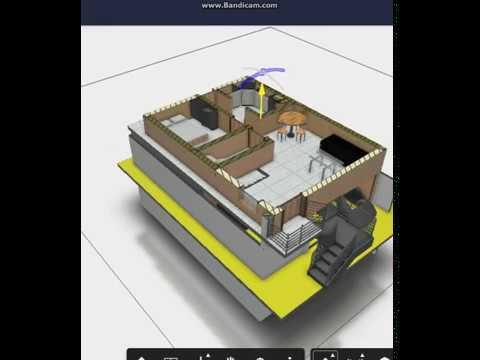 20X30 East Face Simplex House Plan || 1 Bedroom || Car Parking