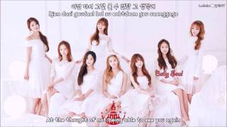 Lovelyz - First Snow  첫눈   Eng Sub + Romanization + Hangul   Hd