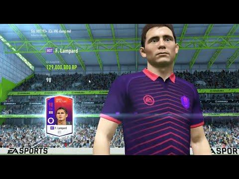 [FIFA Online4] Mở thẻ cầu thủ và kết quả như mong đợi.