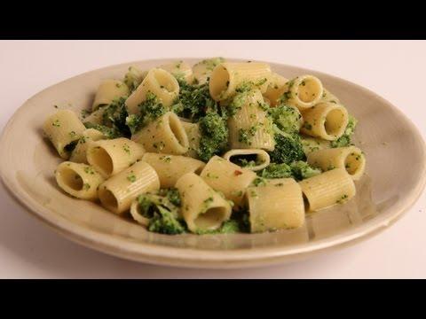 Pasta With Broccoli Recipe - Laura Vitale - Laura In The Kitchen Episode 313