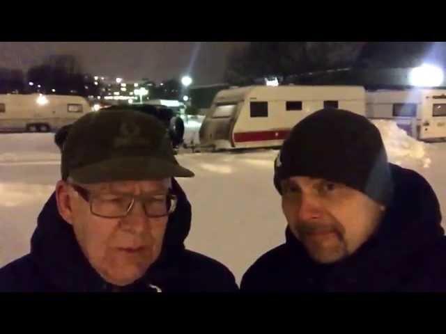 Nordkapp Vintertur 2015 - Video 4