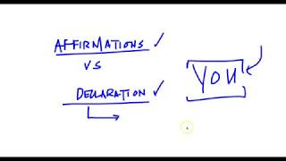3 powerful declarations for forex traders
