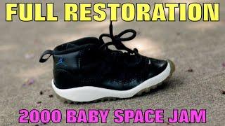 2000 SPACE JAM FULL RESTORATION