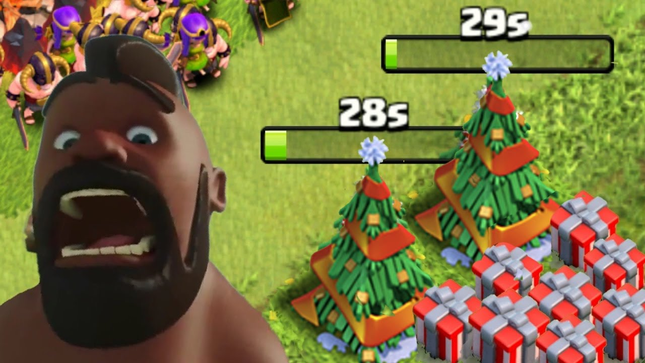 2020 Christmas Tree Clash Of Clans Coc Next Update 2020 December Christmas | Mprsnq.newyearplus.site