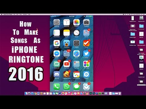 How to make Song as your iPhone's Ringtone (2016 edition)