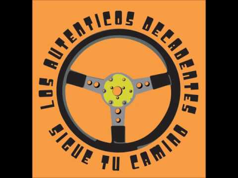 Los Autenticos Decadentes - La prima lejana (AUDIO)
