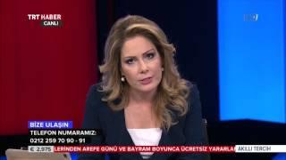 TRT HABER AKILLI TERCIH KIRKLARELİ ÜNİVERSİTESİ