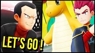 LIGUE POKÉMON HYPE + GIOVANNI FINAL - Pokémon LET'S GO!