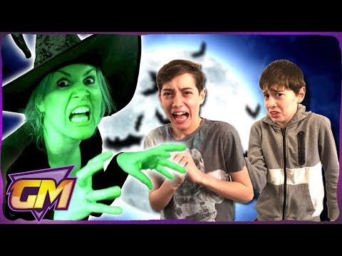 OMG My Mum Is A Witch!! - Scary Kids Parody for Halloween 2018 Mp3