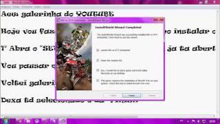 Instalando MX vs ATV Unleached