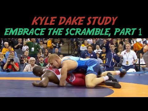 Kyle Dake Study - Base & Arm Post (Embrace the Scramble, Part 1)