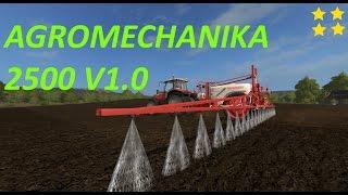 """[""""AGROMECHANIKA 2500 V1.0"""", """"AGROMECHANIKA 2500"""", """"Mod Vorstellung Farming Simulator Ls17:AGROMECHANIKA 2500 V1.0""""]"""