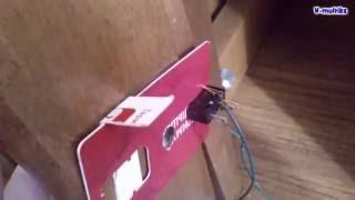 Как сделать автоматическую качалку для детской кроватки своими руками. Кровать качалка