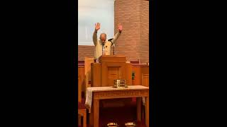 Sunday Morning Sermon 10/4/20 - Pride: The Sin Back of All Sins - Porter Riner