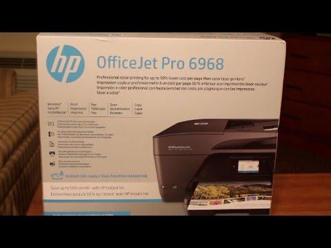 HP OFFICEJET PRO 6968 DESCARGAR DRIVER