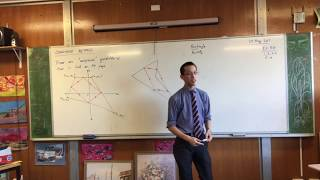 Coordinate Methods (2 of 3: Setting up the proof)