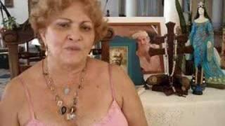 Marlicene canta abertura do Daime Umbanda da Rainha do Mar