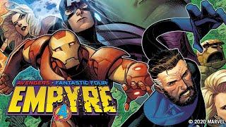 EMPYRE #1 | Marvel Comics Trailer
