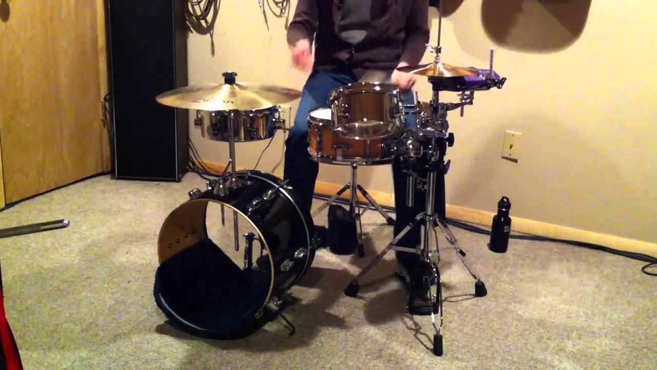 Mini Drum Set 2 0 Rough Demo Youtube